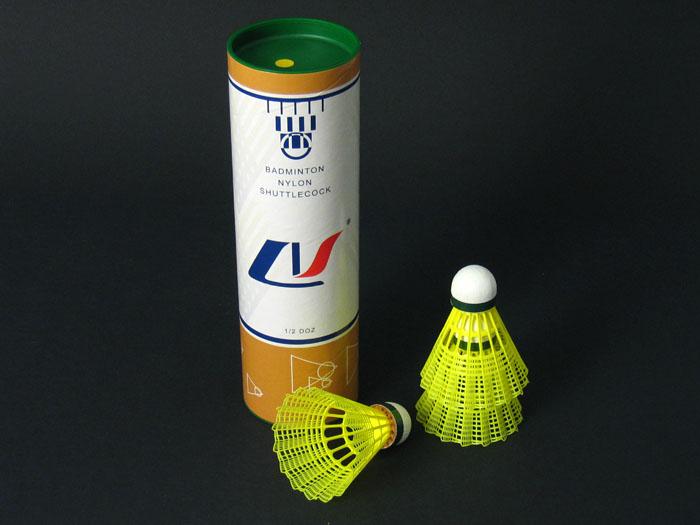 Нейлоновые воланы LUX-V Nylon Slow Yellow