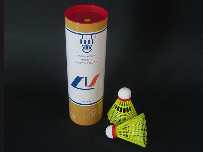 Нейлоновые воланы LUX-V Nylon Fast Yellow