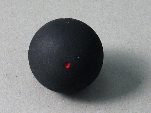 Мяч для сквоша Lux-V средний
