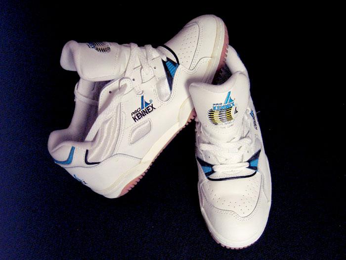 Кроссовки для бадминтона, сквоша и тенниса Pro Kennex