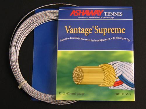 Струна теннисная Ashaway Vantage Supreme (11.5)