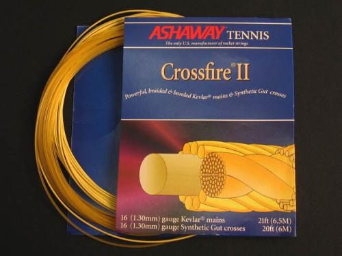 Струна теннисная Ashaway Crossfire II