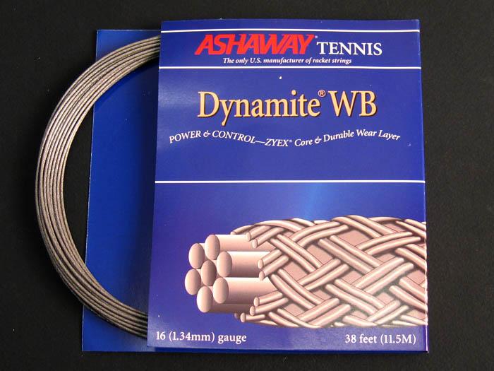 Струна теннисная Ashaway Dynamite WB (11.5)