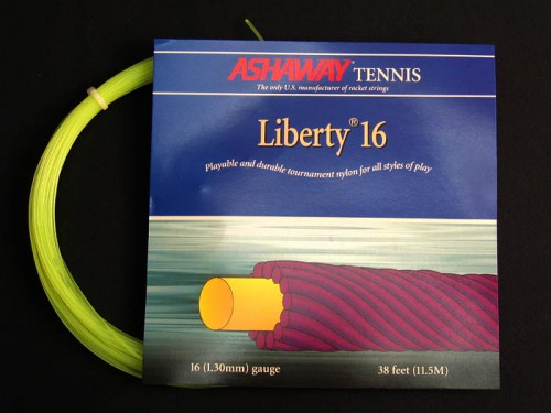 Струна теннисная Ashaway Liberty 16 (11.5)