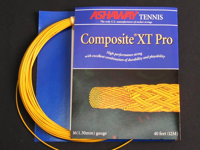 Струна теннисная Ashaway Composite XT Pro