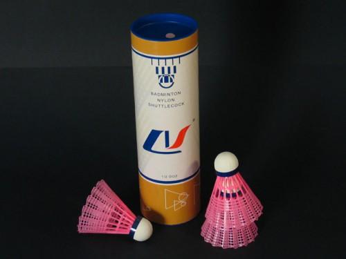 Нейлоновые воланы LUX-V Nylon Medium Pink