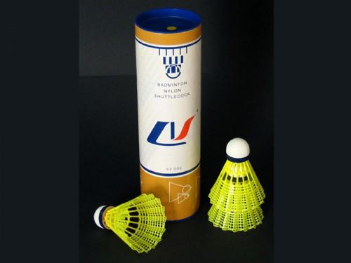 Нейлоновые воланы LUX-V Nylon Medium Yellow
