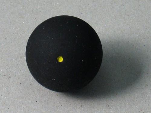 Мяч для сквоша Lux-V очень медленный