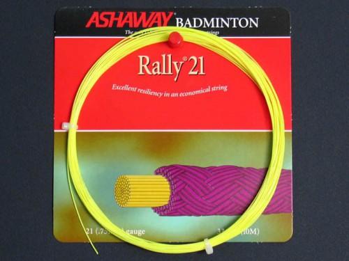 Струна для бадминтона AshawayRally 21/ 10.2