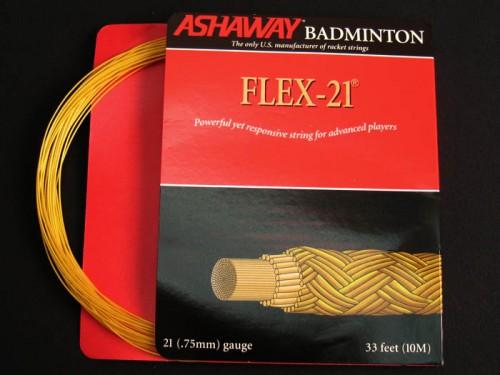 Струна для бадминтона Ashaway Flex-21