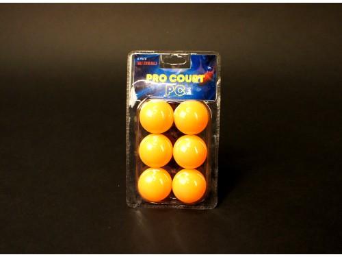 Мячики для настольного тенниса Pro Court